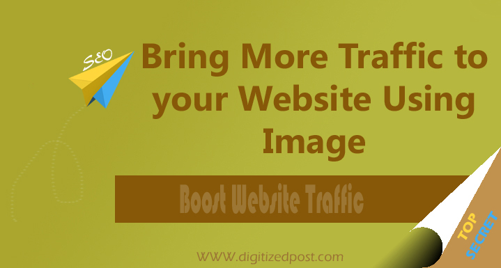 How to Drive More Traffic to Your Website Using Image