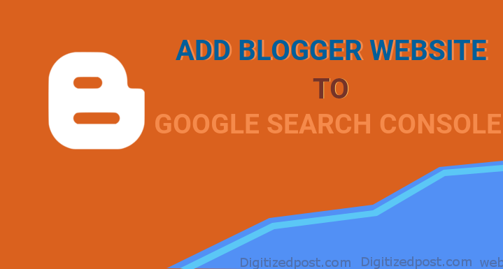 Add and Verify Google Blogger Website in Google Search Console