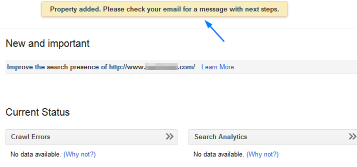 google-search-console-verify-email-digitizedpost