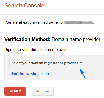 google-search-console-webmastertools-verify-using-different-method