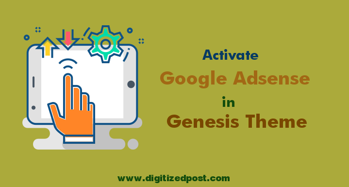Activate Google AdSense Auto Ads in Genesis theme